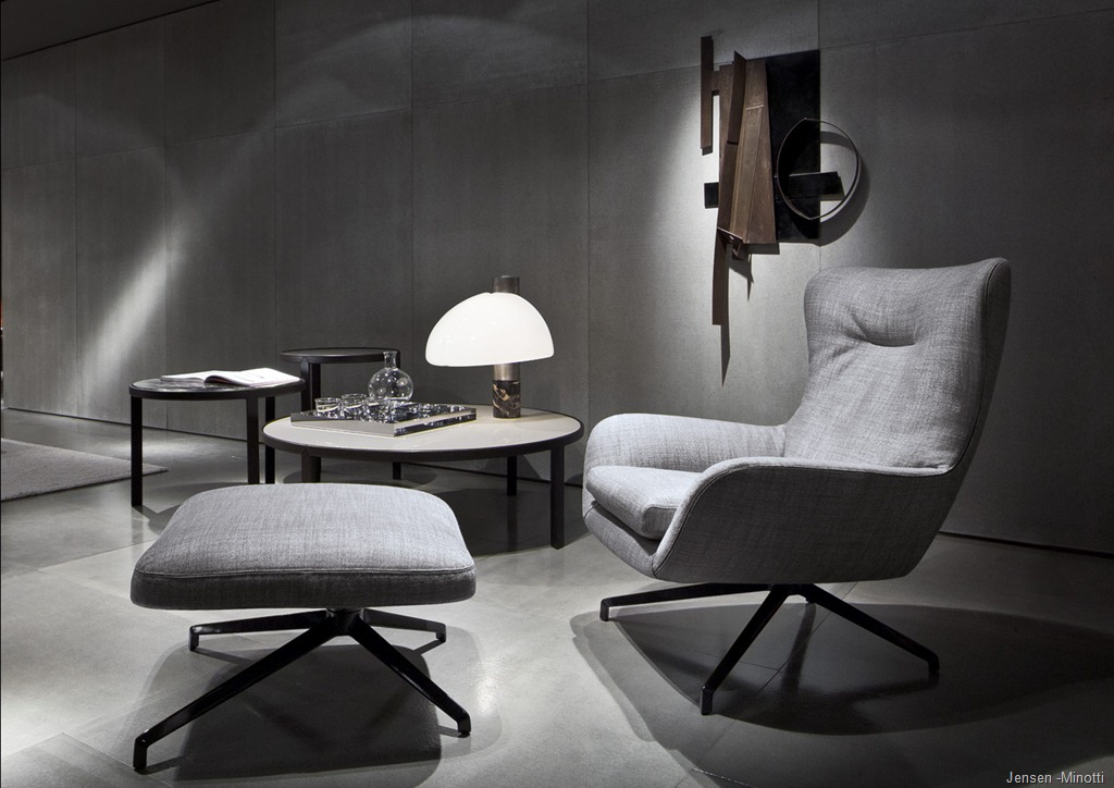 Minotti Jensen Chair Design Amp Lifestyle Blog