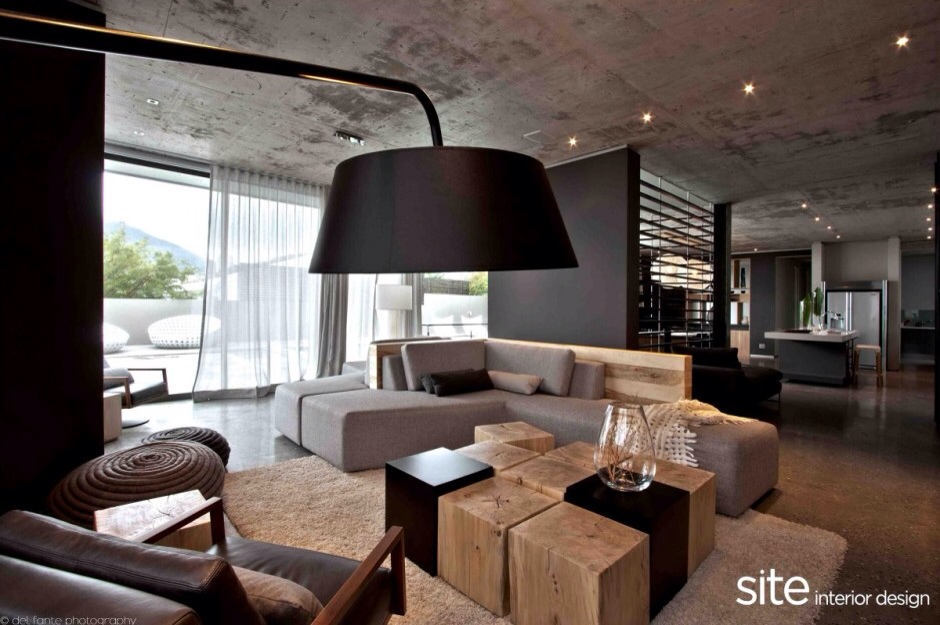 Modern interiors have always been my preference