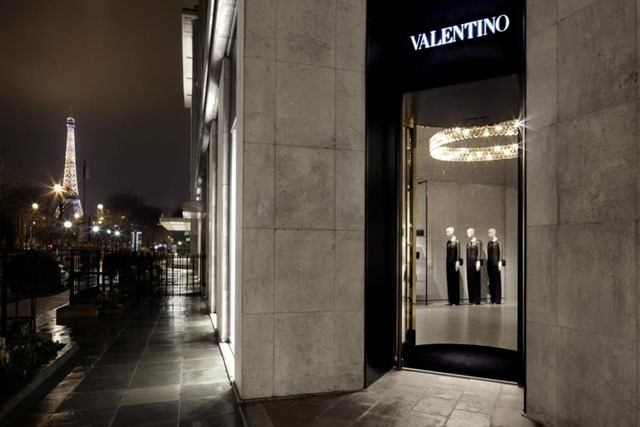 Valentino Paris