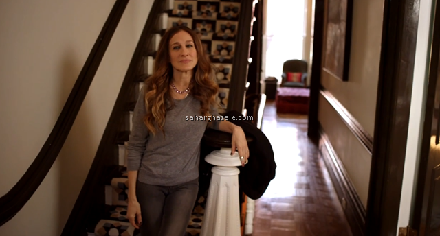 SJP at home